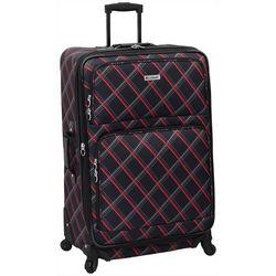 Leisure Luggage 29'' Lafayette Red Diamond Spinner Luggage