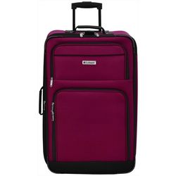 Leisure Luggage 26'' Expedition Expandable Upright Luggage