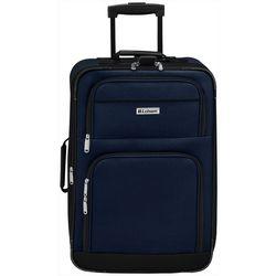 Leisure Luggage 21'' Expedition Expandable Upright Luggage