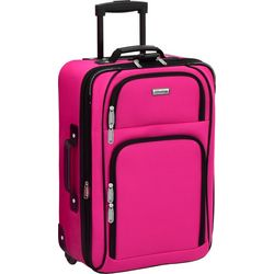 Leisure Luggage 21'' Sterling Collection Expandable Luggage