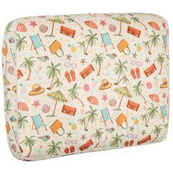 Sutton Florida Travel Square Travel Pillow