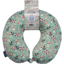 Sutton Sailor Dog Travel Pillow