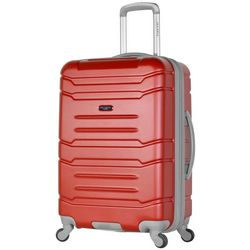 Olympia Luggage 25'' Denmark Hardside Spinner Luggage