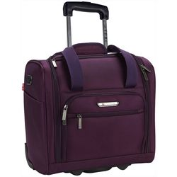 Travelers Club 15'' Wheeled Under Seat Bag
