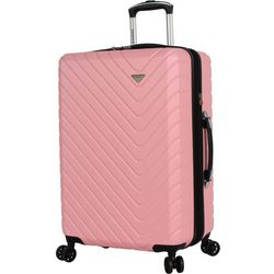 CIAO! 24'' Textured Hardside Spinner Luggage