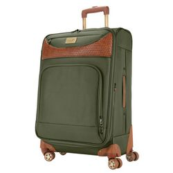 Caribbean Joe 28'' Olive Spinner Luggage