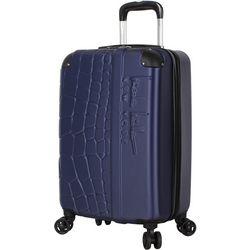 Nicole Miller New York 20'' Wild Side Spinner Luggage