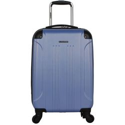 CIAO! 20'' Solid Hardside Spinner Luggage