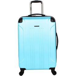 CIAO! 24'' Solid Hardside Spinner Luggage