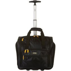 Lucas 16'' Wheeled USB Underseat Cabin Bag & Accessories Set