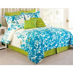 Presido Square Flourish Comforter Set