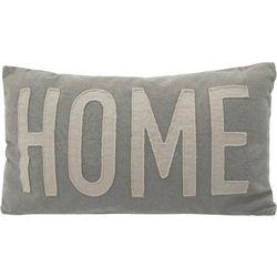 Dream Home Home Applique Decorative Pillow