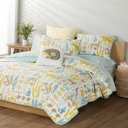 Ink & Ivy Kids Woodlands Coverlet Set