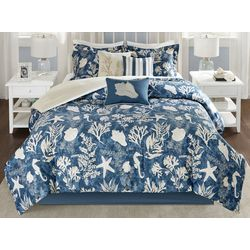 Madison Park 7-pc. Cape Point Comforter Set