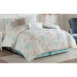 Harbor House Ocean Reef 6-pc. Quilted Comforter Set