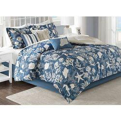Madison Park Cape Point 7-pc. Comforter Set