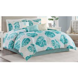 Madison Park Royal Palm Quilt Set