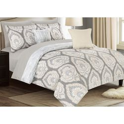 CHD Home Textiles 9-pc. Ramsey Comforter Set
