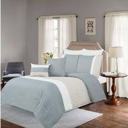 CHD Home Textiles Tahnia Comforter Set