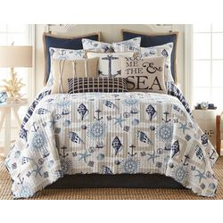 Saltwater Home Morro Bay Quilt Set