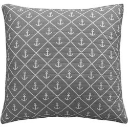 Levtex Home Anchor Stripe Pillow Euro Sham