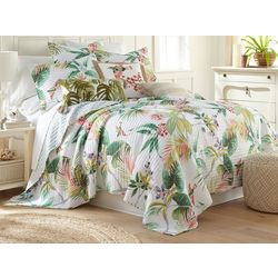 Saltwater Home Paradise Island Quilt Set