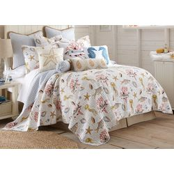 Coastal Atlantis Quilt Set