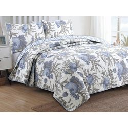 Coastal Living Amalfi Coast Quilt Set