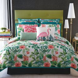 Christian Siriano Tropicalia Comforter Set