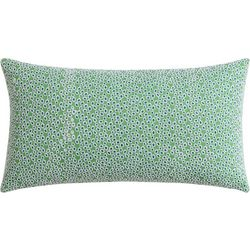 Christian Siriano Tropicalia Eyelet Decorative Pillow