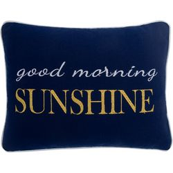 Lush Decor Special Edition Good Morning Decorative Pillow