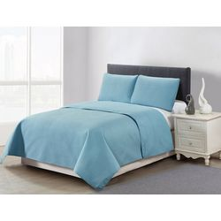 Casual Living Box Pinsonic 3-pc. Quilt Set