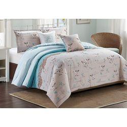 Coastal Home Sandpiper Comforter Set
