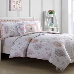 Sanctuary Kids Prima Ballerina Comforter Set