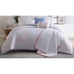 S.L. Home Fashions Mina 7-pc. Comforter Set