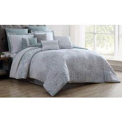 Dazzle Lux Camila 10-pc. Comforter Set