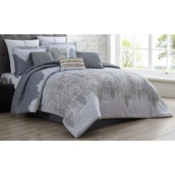 Dazzle Lux Edda 10-pc. Comforter Set