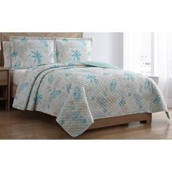 Hampton House Sabal Quilt Set