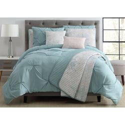 S.L. Home Fashions Sherri Comforter Set