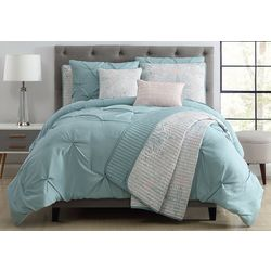 S.L. Home Fashions Sherri Comforter Set