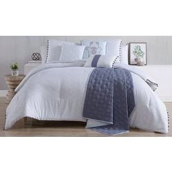 S.L. Home Fashions Tyla Comforter Set