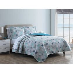 Hampton House Fairwater Quilt Set