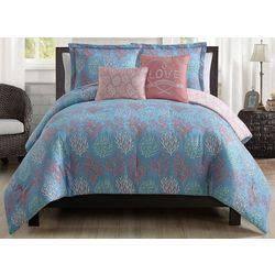 S.L. Home Fashions Venice Beach Comforter Set
