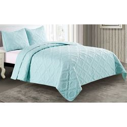Panama Jack Shell Stitch Quilt Set