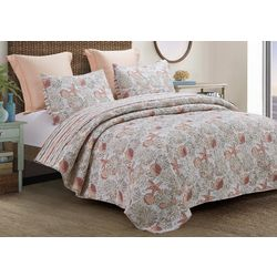 Coastal Home Caspian Sea Quilt Set