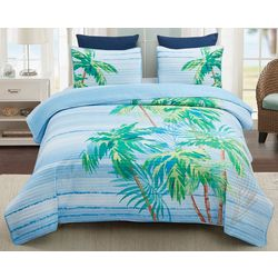 Coastal Home Bora Bora Quilt Set