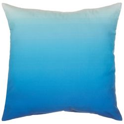 Coastal Home Ombre Decorative Pillow
