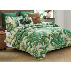 Coastal Home Palmier Comforter Set