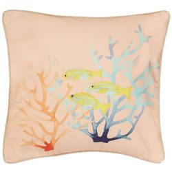 Coastal Home Libby Fish Decorative Pillow