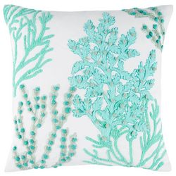 Coastal Home Rebecca Coral Decorative Pillow